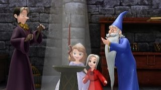 Watch Sofia the First Season 3 Episode 13 - Gone With the Wand Online