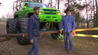 Watch Big Rig Bounty Hunters Season 2 Episode 11 - Monster Mash Online