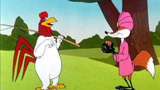 Watch Looney Tunes: Foghorn Leghorn Season 1 Episode 6 - Fox-Terror Online