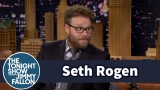 Watch Late Night with Jimmy Fallon Season  - Seth Rogen Is Throwing James Franco a Bar Mitzvah for Charity Online