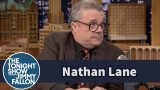 Watch Late Night with Jimmy Fallon Season  - Thanksgiving Eve Is Nathan Lane's Drunk Anniversary Online