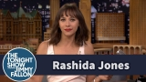 Watch Late Night with Jimmy Fallon Season  - Rashida Jones Knows the Key to Drake's