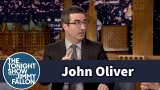 Watch Late Night with Jimmy Fallon Season  - John Oliver's Wife Rapped with LL Cool J in an Airport Online