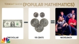 Watch Late Night with Jimmy Fallon Season  - Popular Mathematics: One Dollar - 95 Cents = Nickelback Online