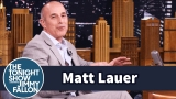 Watch Late Night with Jimmy Fallon Season  - Matt Lauer Can't Deal with Fake Floods or New Zealand Outhouses Online