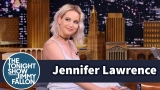 Watch Late Night with Jimmy Fallon Season  - Jennifer Lawrence Told a Press Room Kim Basinger Died Online