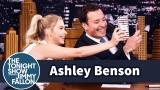 Watch Late Night with Jimmy Fallon Season  - Ashley Benson and Jimmy Snapchat Simultaneously Online