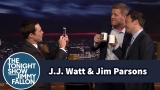 Watch Late Night with Jimmy Fallon Season  - J.J. Watt and Jimmy Revive the Justin Timberlake Inception Mug Online