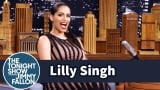 Watch Late Night with Jimmy Fallon Season  - Lilly Singh Used Her YouTube Cred to Flirt with The Rock Online