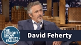 Watch Late Night with Jimmy Fallon Season  - David Feherty Has No Idea Why President Obama Picked Him for an Interview Online