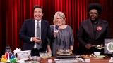 Watch Late Night with Jimmy Fallon Season  - Jimmy Snapchats Martha Stewart Cooking Zucchini Fritters Online