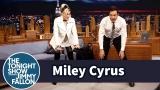 Watch Late Night with Jimmy Fallon Season  - Miley Cyrus Gives Jimmy an Ashtanga Yoga Lesson Online
