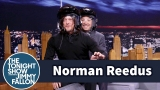 Watch Late Night with Jimmy Fallon Season  - Jimmy Takes a Ride with Norman Reedus on the Tonight Show Couch Online