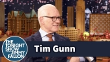 Watch Late Night with Jimmy Fallon Season  - Tim Gunn Is Rocking Sweatpants Thanks to Fencing Online