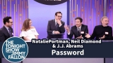 Watch Late Night with Jimmy Fallon Season  - Password with Natalie Portman, Neil Diamond and J.J. Abrams Online