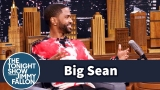 Watch Late Night with Jimmy Fallon - Big Sean Recalls His First Trip to SNL with Kanye West Online