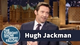 Watch Late Night with Jimmy Fallon - Jerry Seinfeld Convinced Hugh Jackman to End Wolverine with Logan Online