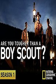 Are You Tougher Than a Boy Scout?