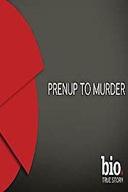 Prenup to Murder