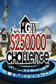 HGTV $250,000 Challenge