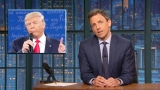 Watch Late Night with Seth Meyers - Trump Threatens Comey, Gives Russia Classified Info: A Closer Look Online