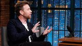 Watch Late Night with Seth Meyers - Ewan McGregor Talks About Working on Stephen King's Doctor Sleep Online