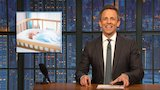 Watch Late Night with Seth Meyers - Trump's Border Wall, Healthy Food Baby Names - Monologue Online