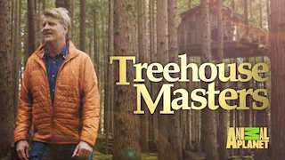 Watch Treehouse Masters Season 10 Episode 2 - Off-the-grid Getaway...Online