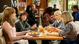 Watch Mom Season 5 Episode 9 - Teenage Vampires and...Online