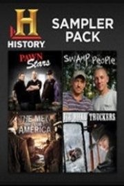 History Channel Sampler Pack