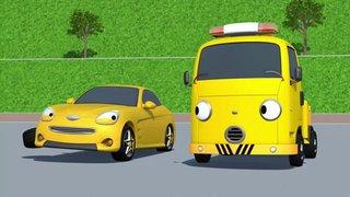 Watch Tayo the Little Bus Season 3 Episode 26 - The Little Buses Spo... Online