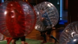 Watch Shark Tank Season  - The Sharks Try Bubble Soccer Online