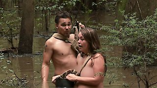 Watch Naked and Afraid Season 9 Episode 4 - Swamp Queen Online
