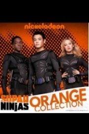 Supah Ninjas, Orange Collection