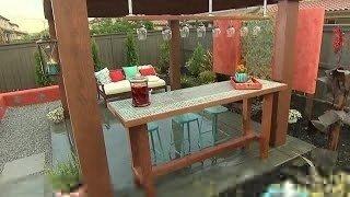 Watch Yard Crashers Season 15 Episode 11 - Spanish Courtyard Online