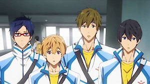 Watch Free! - Iwatobi Swim Club Season 2 Episode 11 - Backstroke Turn of F... Online