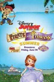 Disney Junior Pirate and Princess