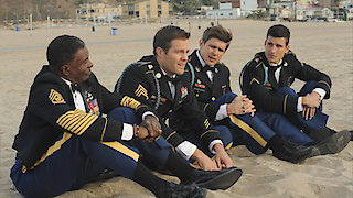 Watch Enlisted Season 1 Episode 13 - Alive Day Online