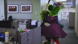 Watch ESPN - Phillie Phanatic Destroys ESPN Office | ESPN Must-See Online