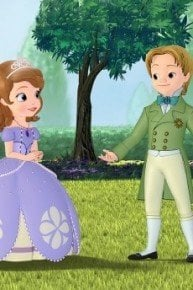 Sofia the First, Fun & Games with Sofia and James