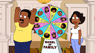 Watch The Cleveland Show Season 4 Episode 23 - Wheel! Of! Family! Online