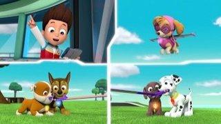 Watch Paw Patrol Season 5 Episode 2 - Pups Save a Snowboar... Online