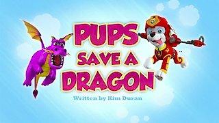 Watch Paw Patrol Season 5 Episode 7 - Pups Save a Dragon/P... Online