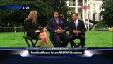 Watch NASCAR Now - NASCAR Now at the White House Online