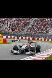 Formula One Qualifying