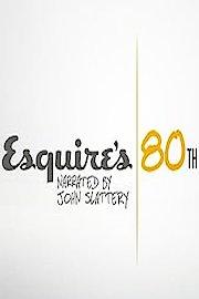 Esquire 80th Anniversary Special