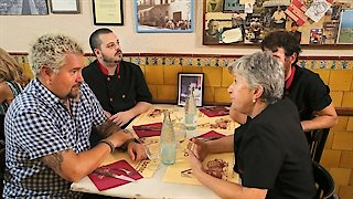 Watch Diners, Drive-Ins and Dives Season 26 Episode 1 - Belly Up To Barcelon... Online