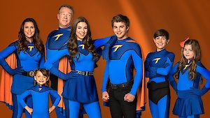 Watch The Thundermans Season 7 Episode 25 - All the President's ...Online