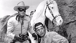 Watch The Lone Ranger Season 500 Episode 39 - Outlaws in Greasepai... Online