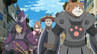 Watch Log Horizon Season 1 Episode 24 - (Sub) Chaos Online